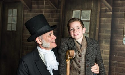 A moving and worthwhile CHRISTMAS CAROL at CenterPoint