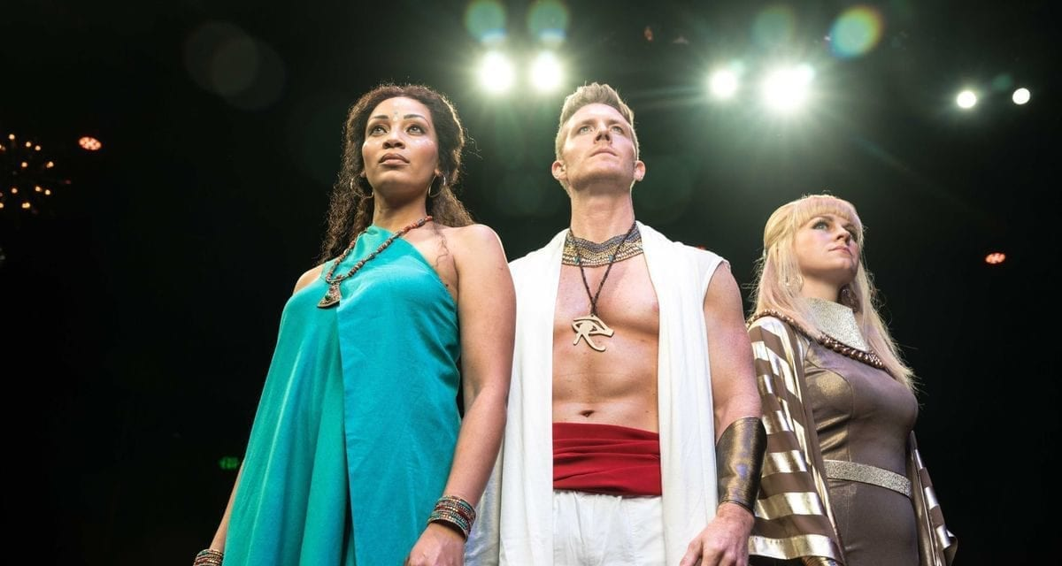 With AIDA, the Hale creates a spectacular debut in new facility