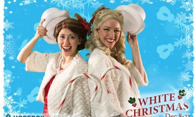 Hopebox's WHITE CHRISTMAS is fluffy and fun