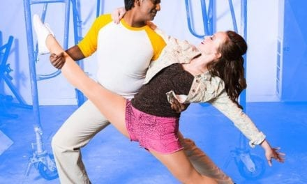 """FOOTLOOSE cast """"working so hard,"""" but show still has flaws"""