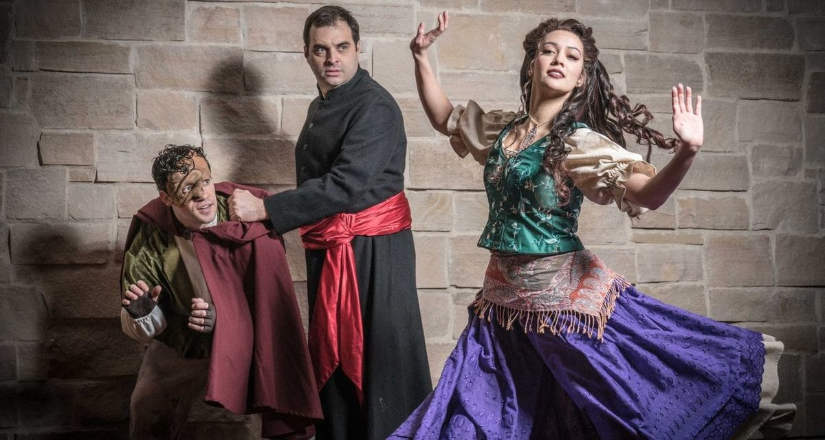 """Feel """"Top of the World"""" at Hale Centre's HUNCHBACK"""