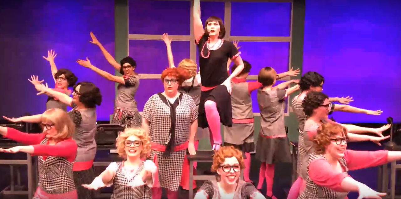 A not so modern MILLIE at Terrace Plaza