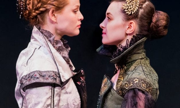BYU's MARY STUART shows the Tudors as bloody as ever