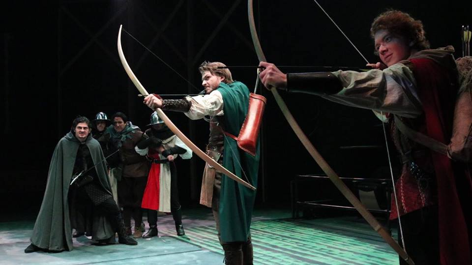 ROBIN HOOD at Utah Children's Theatre is one for the boys