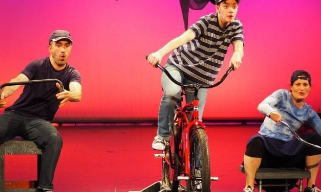 RED BIKE is too wobbly to succeed