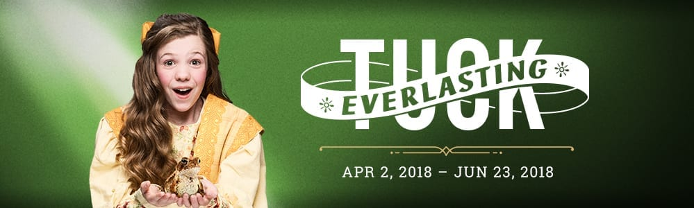 """""""Everything's Golden"""" with Hale's TUCK EVERLASTING"""