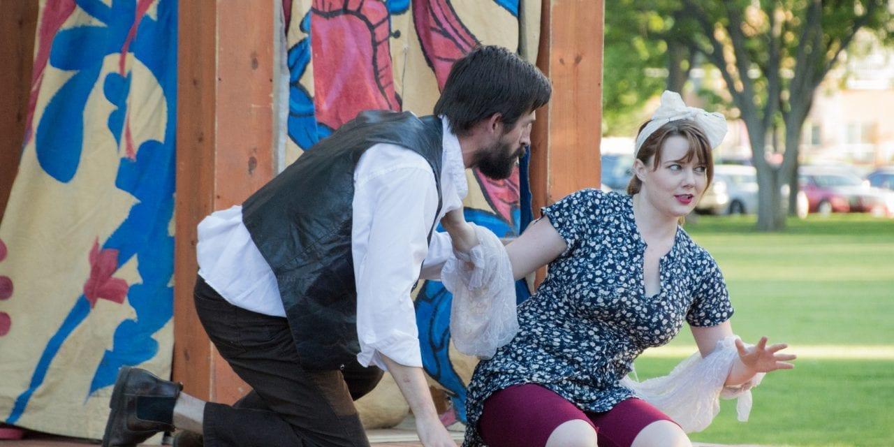 Start your summer theatre season with Grassroots's MIDSUMMER