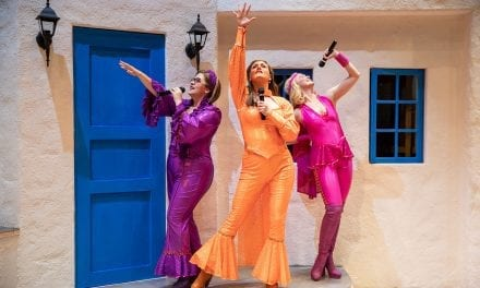 MAMMA MIA! is ABBA's dabba, quite a doo!