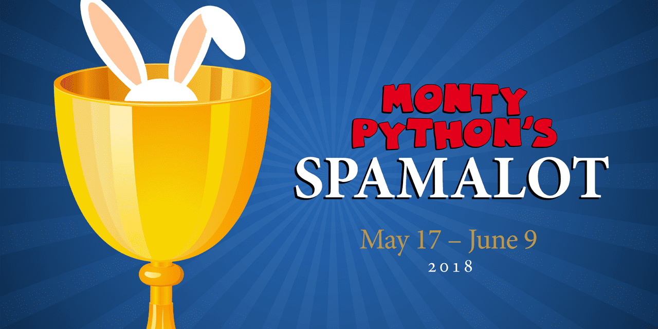 Help yourself to a serving of the Grand's SPAMALOT