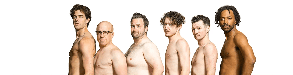 A full night of fun at THE FULL MONTY