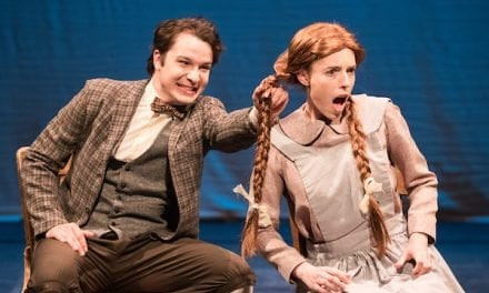 ANNE OF GREEN GABLES at BYU is rumpled, but not in spirit
