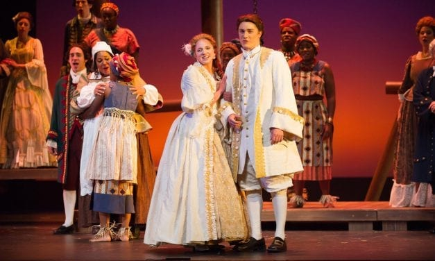 Utah Festival's AMAZING GRACE delights the eyes and heart