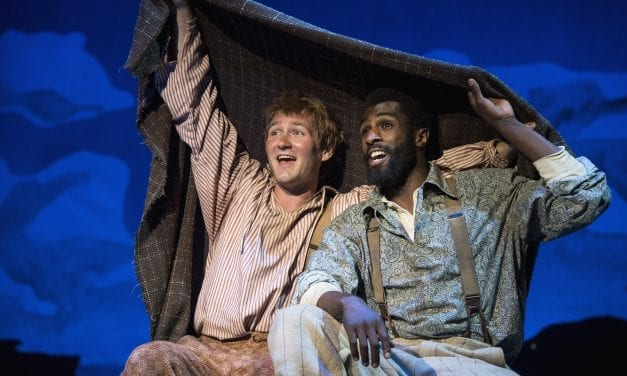 Less is so much more at Utah Shakespeare's BIG RIVER