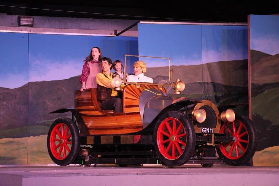 Herriman's CHITTY CHITTY BANG BANG is truly scrumptious