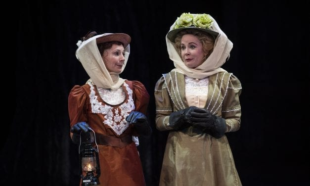 THE MERRY WIVES OF WINDSOR disappoints in Cedar City