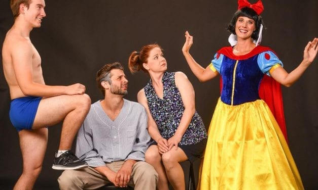 Spend time with VANYA AND SONIA AND MASHA AND SPIKE in Cedar City
