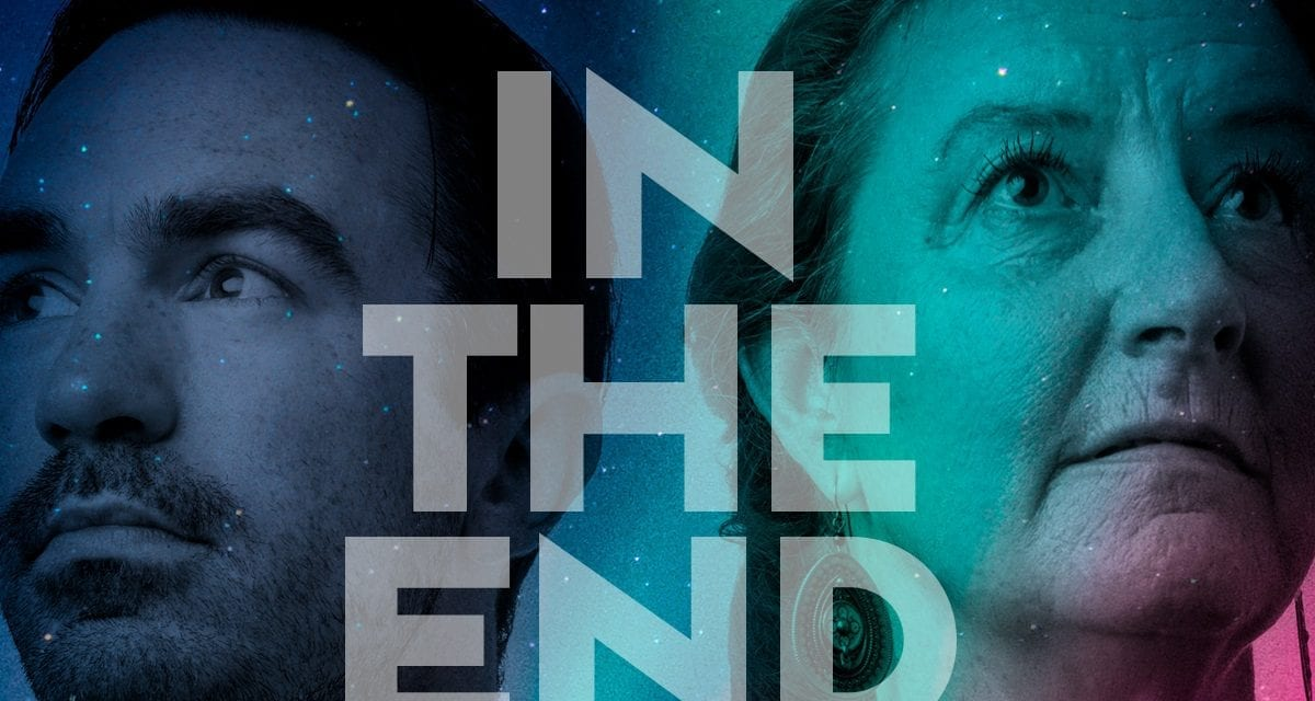 IN THE END THERE WAS SNOW: an intimate view of the end