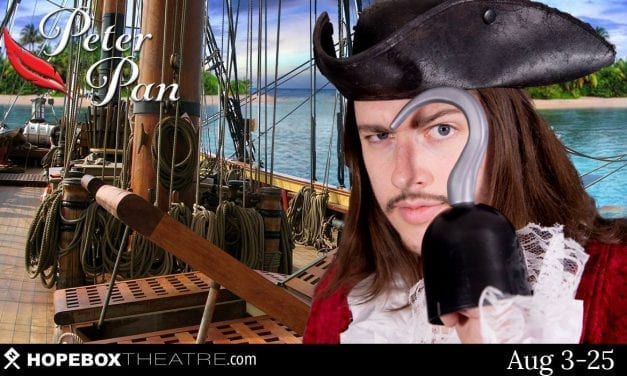 A perfectly pleasant PETER PAN at the Hopebox