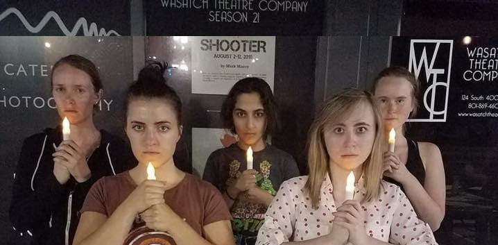 SHOOTER tackles a sensitive social topic