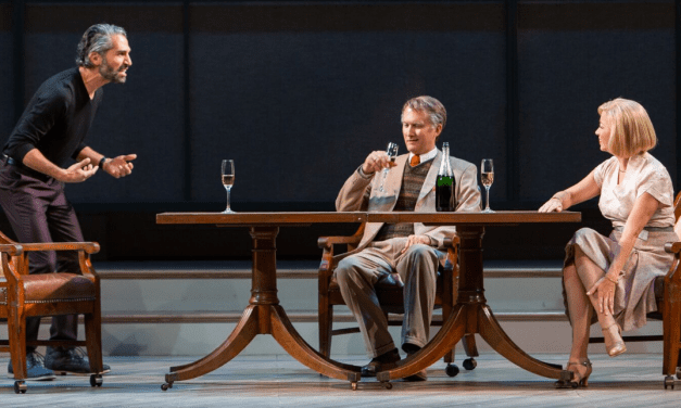 Pioneer Theatre provides a powerful trip to OSLO