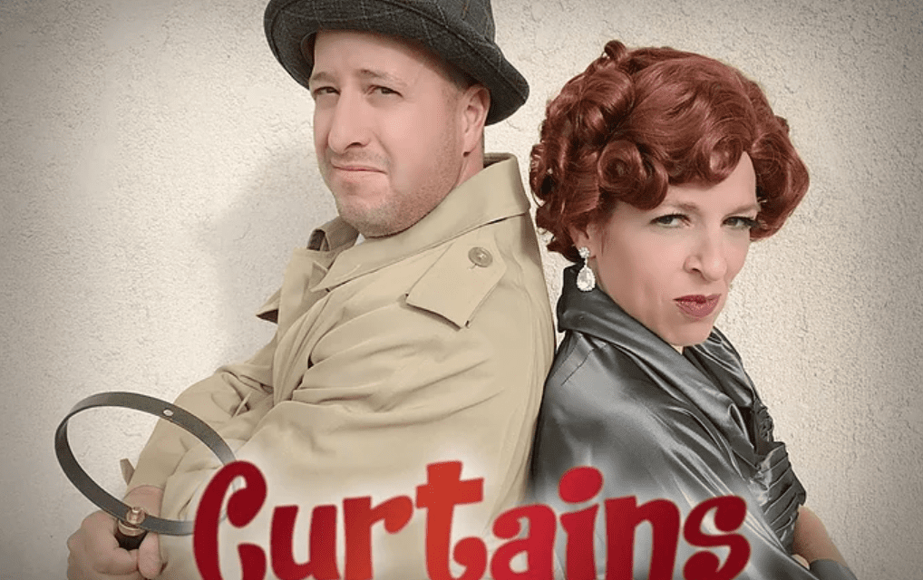 Change up your theatre Halloween season with CURTAINS
