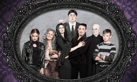 """The Zig's ADDAMS FAMILY is more than just """"one normal night"""""""