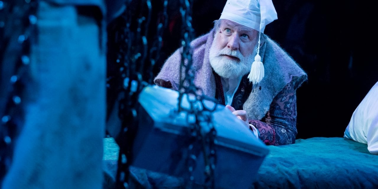 Christ is in Christmas at HCTO's A CHRISTMAS CAROL