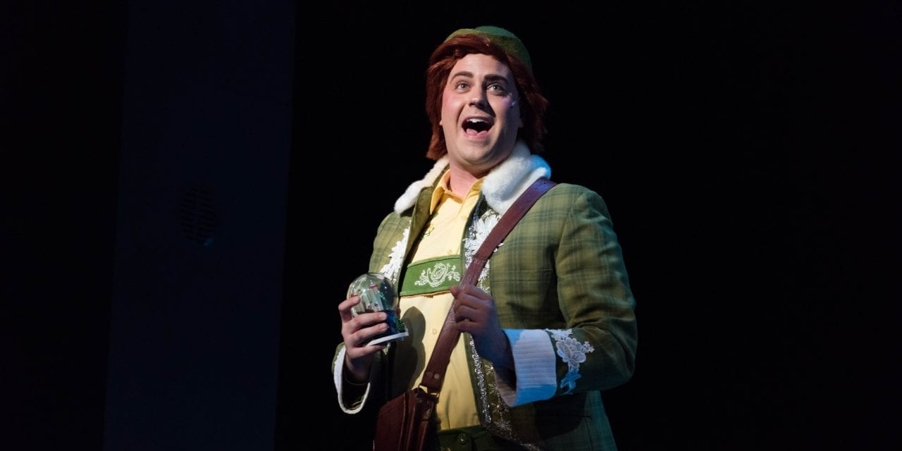 """ELF THE MUSICAL's script is """"in the way"""" of CenterPoint's cast"""