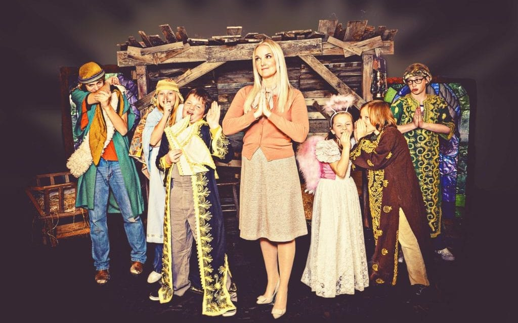 """""""Countin' on you"""" to see SCERA's BEST CHRISTMAS PAGEANT EVER"""