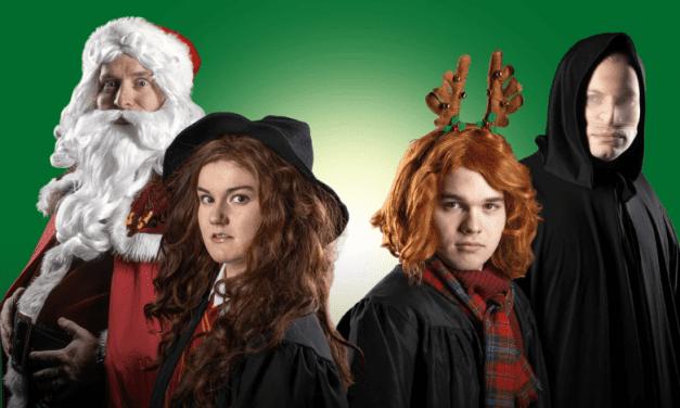 Ziegfeld's cast makes FAIRLY POTTER CHRISTMAS CAROL too funny to pass up