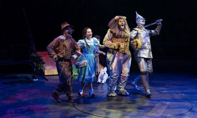 Technical and vocal wizardy make Hale's OZ a memorable evening