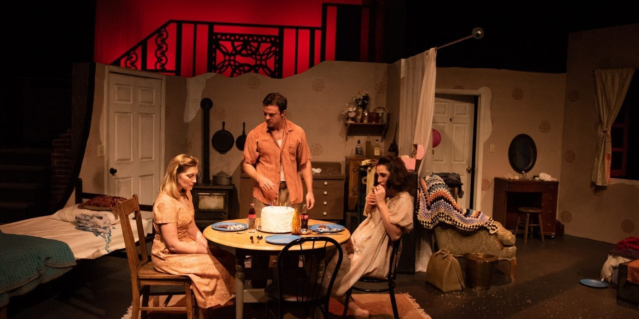 All aboard CenterPoint's A STREETCAR NAMED DESIRE