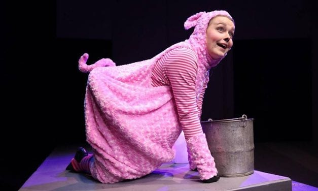 CHARLOTTE'S WEB at Utah Children's Theatre is fun for all ages