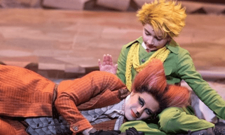 Utah Opera's THE LITTLE PRINCE is a prince of a production