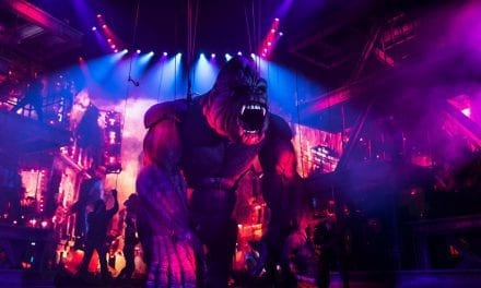 KING KONG is a visual spectacle