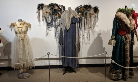 ALL THE WORLD'S A STAGE: COSTUMES FROM UTAH'S GREATS is dressed to the Nines