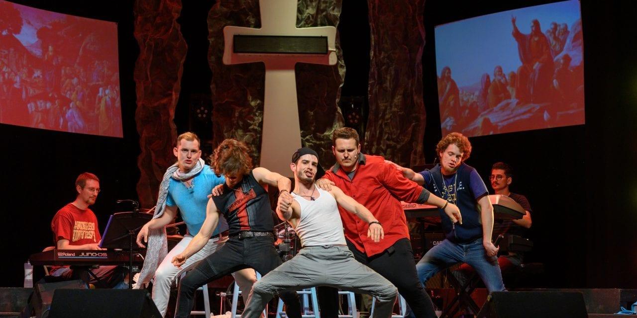 Hallelujah for Stage Door's ALTAR BOYZ!