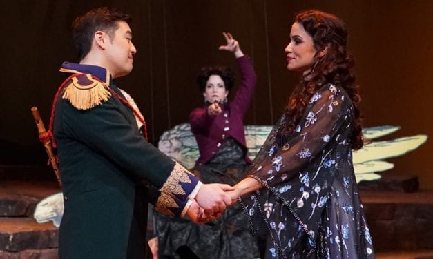"""THE MAGIC FLUTE at the Utah Opera has """"Bells and Whistles"""""""