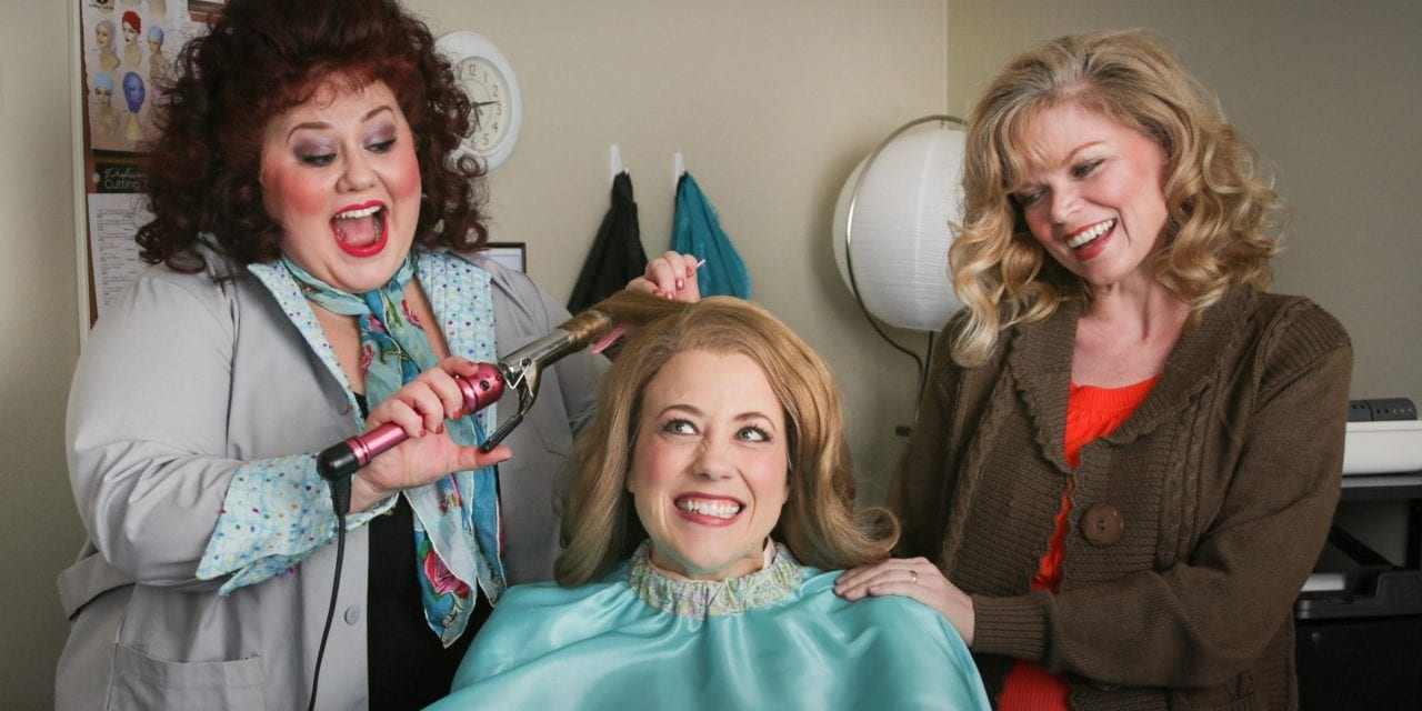 Feel the power of change at Hale's STEEL MAGNOLIAS