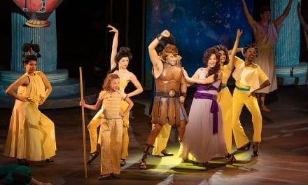Unmatched Tuacahn spectacle in Disney's WHEN YOU WISH