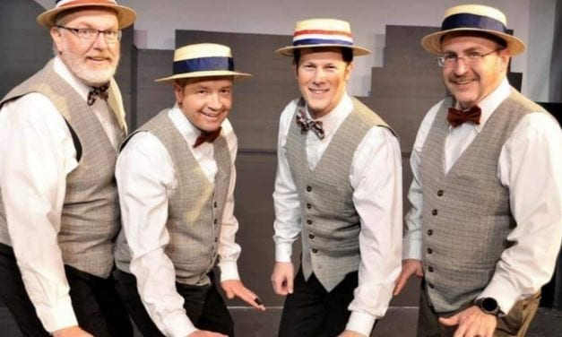 """""""Make today worth remembering"""" with Heritage Theatre's THE MUSIC MAN"""