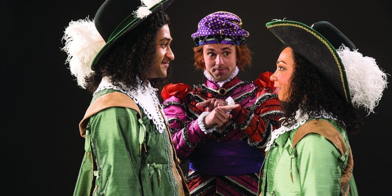 "Utah Shakespeare's TWELFTH NIGHT is ""most wonderful"""