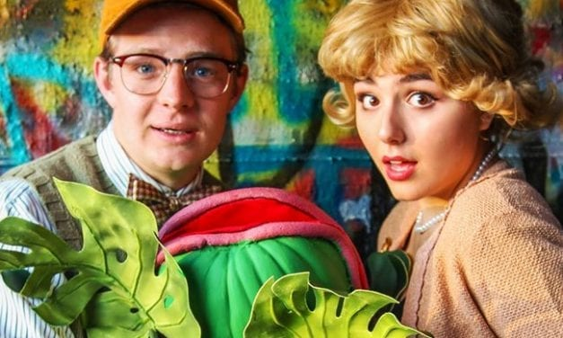 The only horror would be missing LITTLE SHOP OF HORRORS