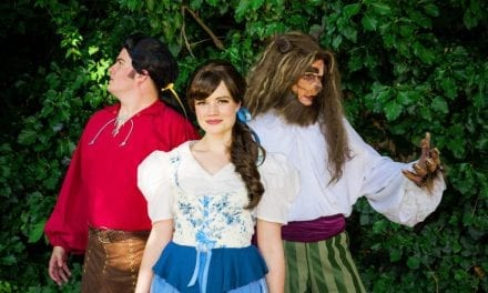 """Say """"Bonjour!"""" to SCERA's BEAUTY AND THE BEAST"""