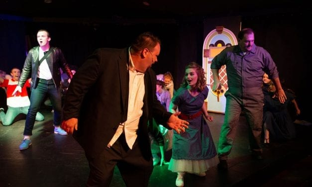 Shake your shoes over to ALL SHOOK UP at the Hopebox Theatre