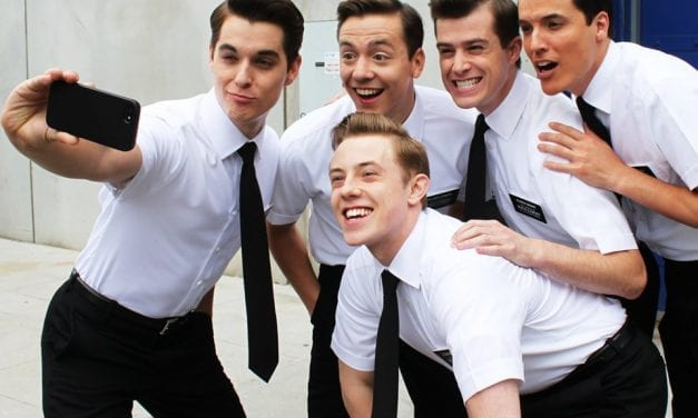 THE BOOK OF MORMON outdoes itself in obscenity