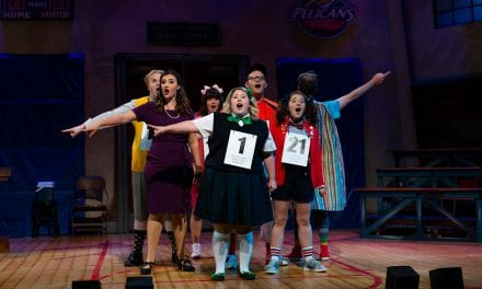 Perennial laughs in THE 25TH ANNUAL PUTNAM COUNTY SPELLING BEE