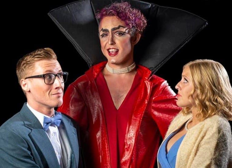 """""""Don't dream it, be it"""" at THE ROCKY HORROR SHOW"""