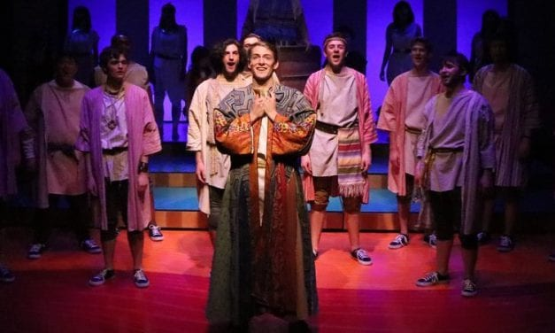 Parker Theatre's JOSEPH…DREAMCOAT is a kids' intro to an old favorite