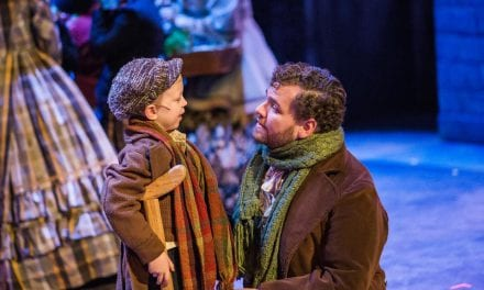 A CHRISTMAS CAROL delivers the spirit of the season